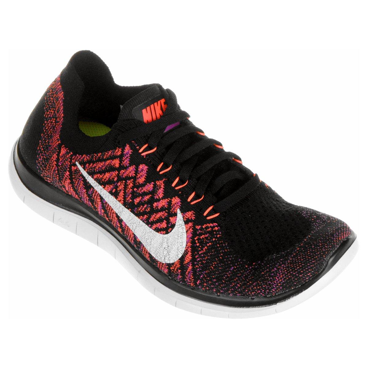 Nike Free 4.0 Flyknit Netshoes Crampons