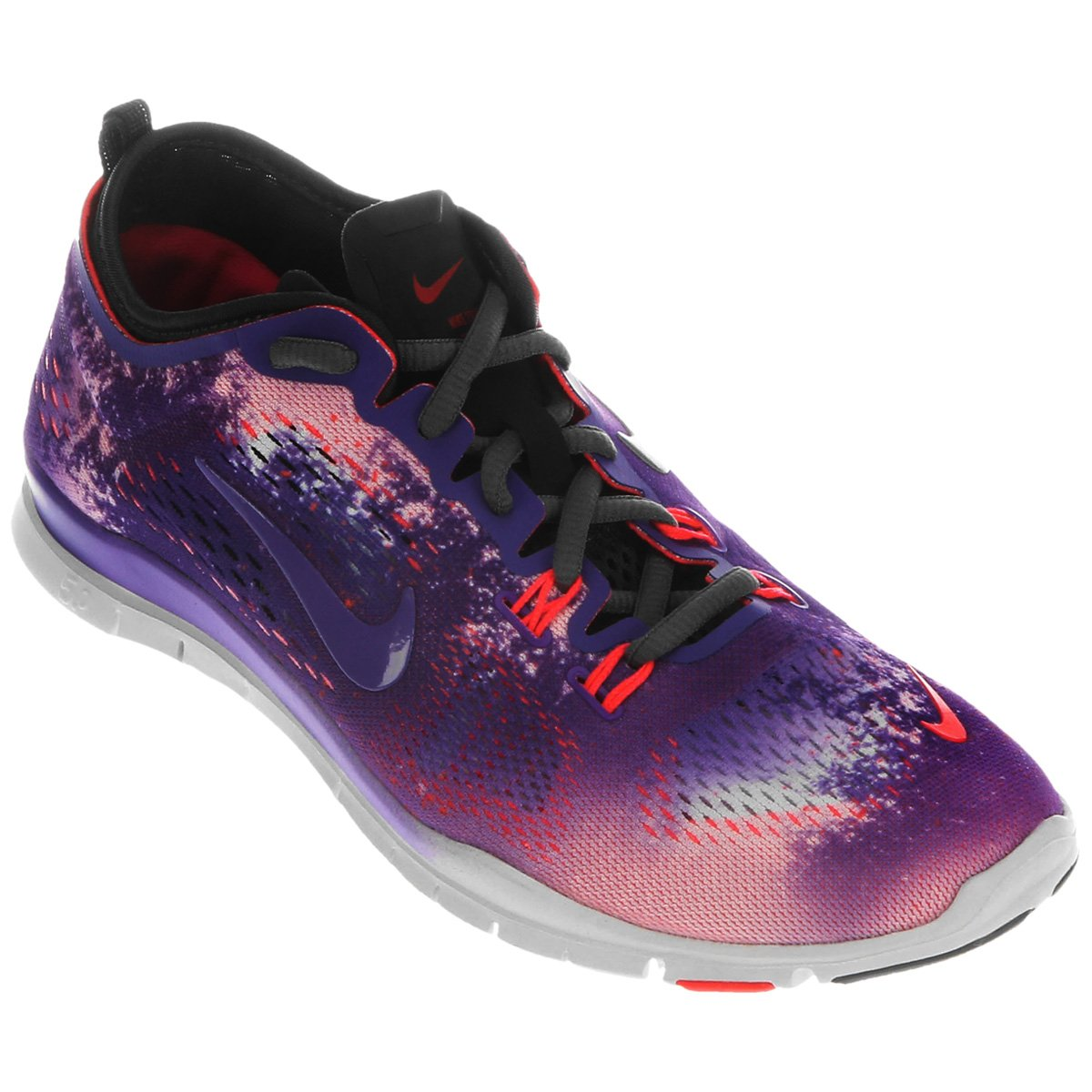 tímido Fuera acumular  Tênis Nike Free TR Fit 4 PRT | Netshoes