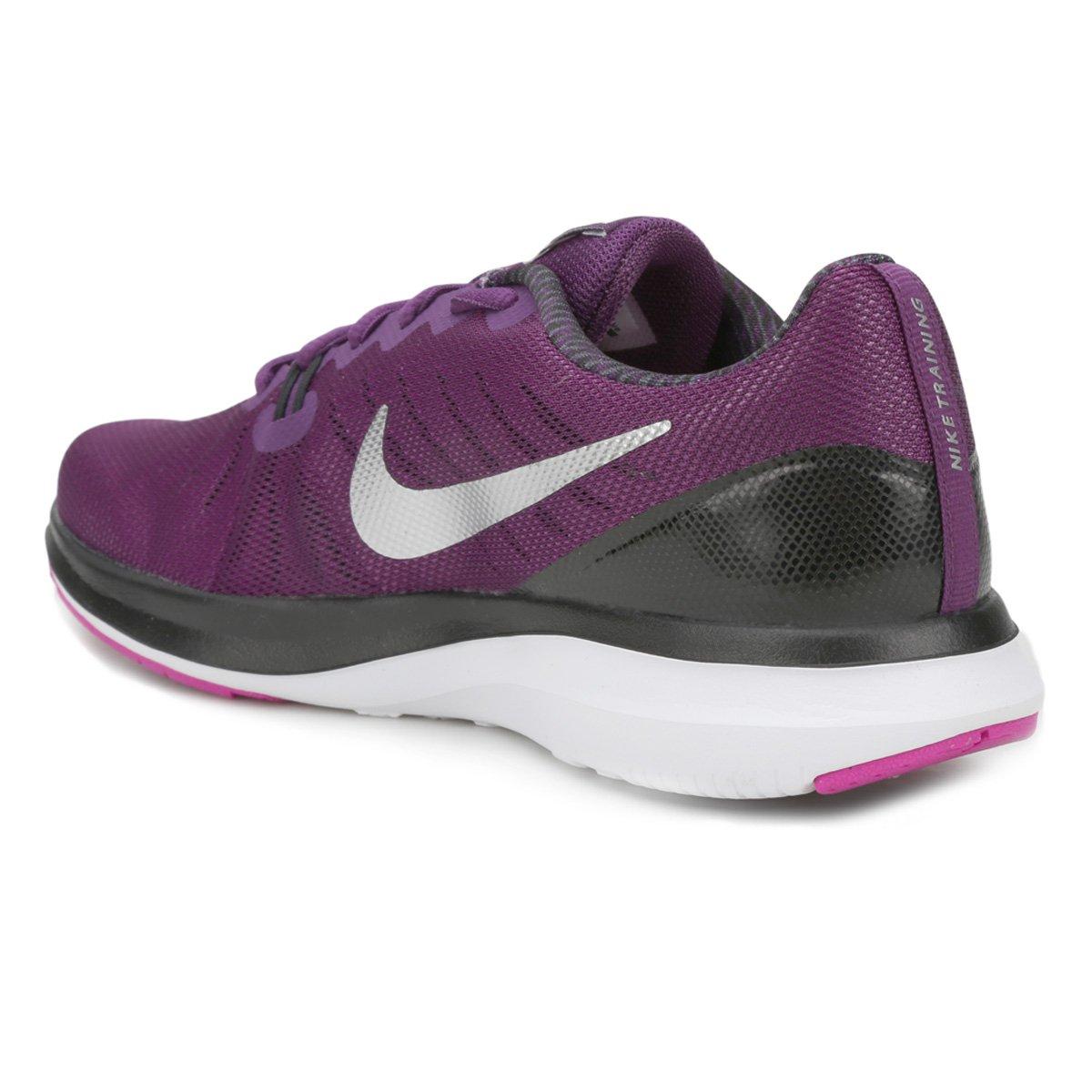 edecc15639 Tênis Nike In-Season TR 7 Feminino - Roxo - Compre Agora