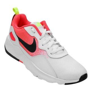 Tenis Nike Ld Runner Branco/Vermelho Feminino