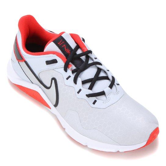 Tênis Nike Legend Essential 2 Masculino - Branco+prata