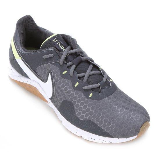 Tênis Nike Legend Essential 2 Masculino - Cinza+Branco