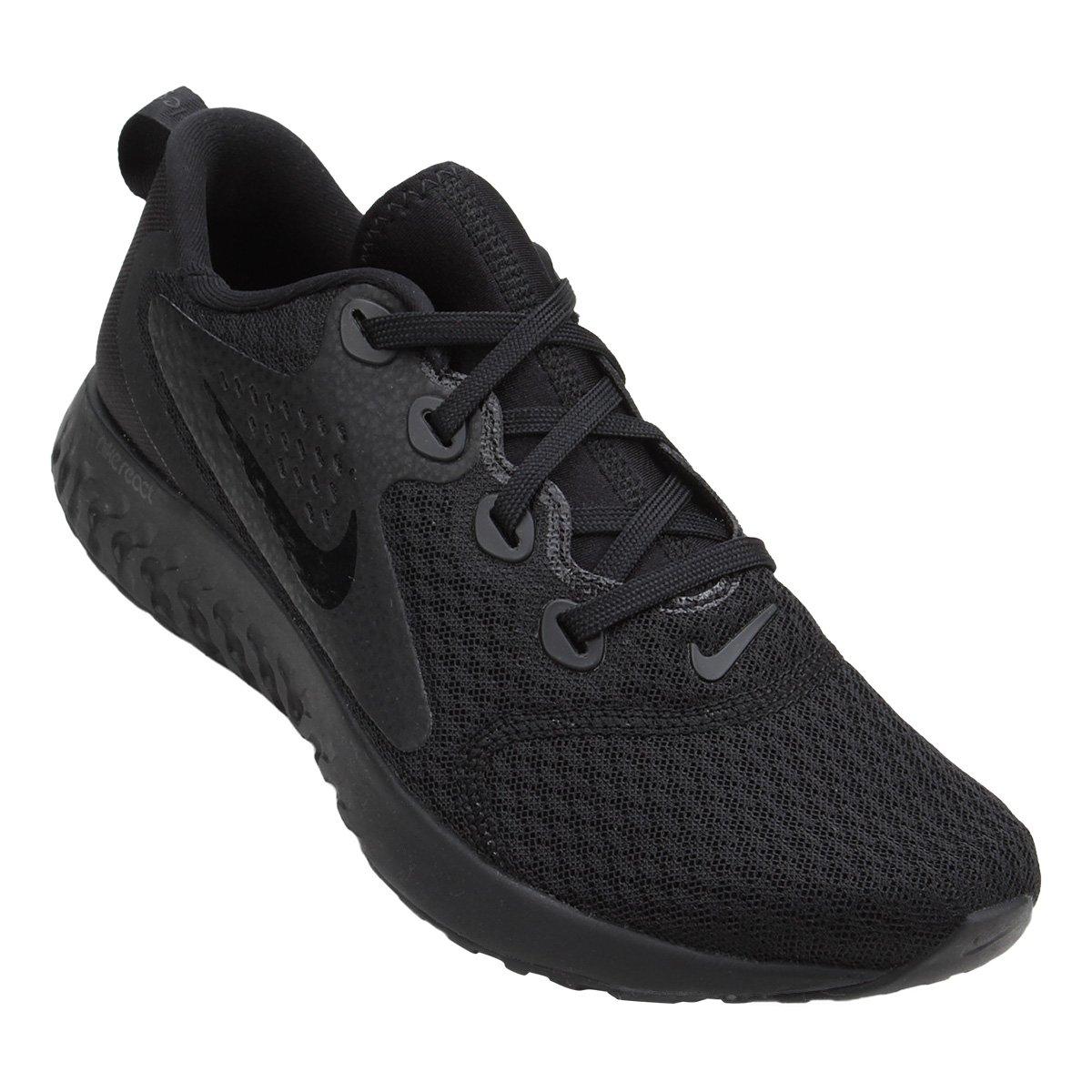 Tênis Nike Legend React Masculino - Preto - Compre Agora  551d22bb81481