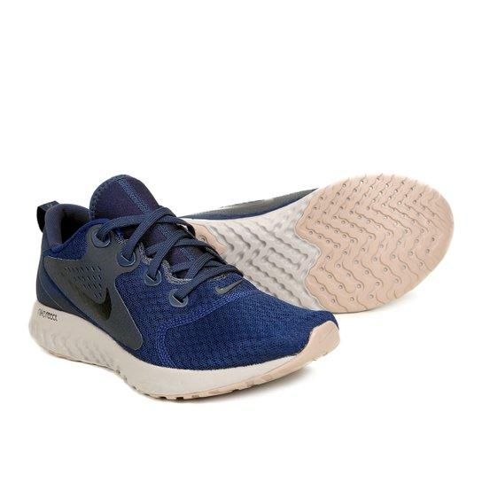 Tênis Nike Legend React Masculino - Azul+Preto