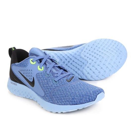 Tênis Nike Legend React Masculino - Azul Claro