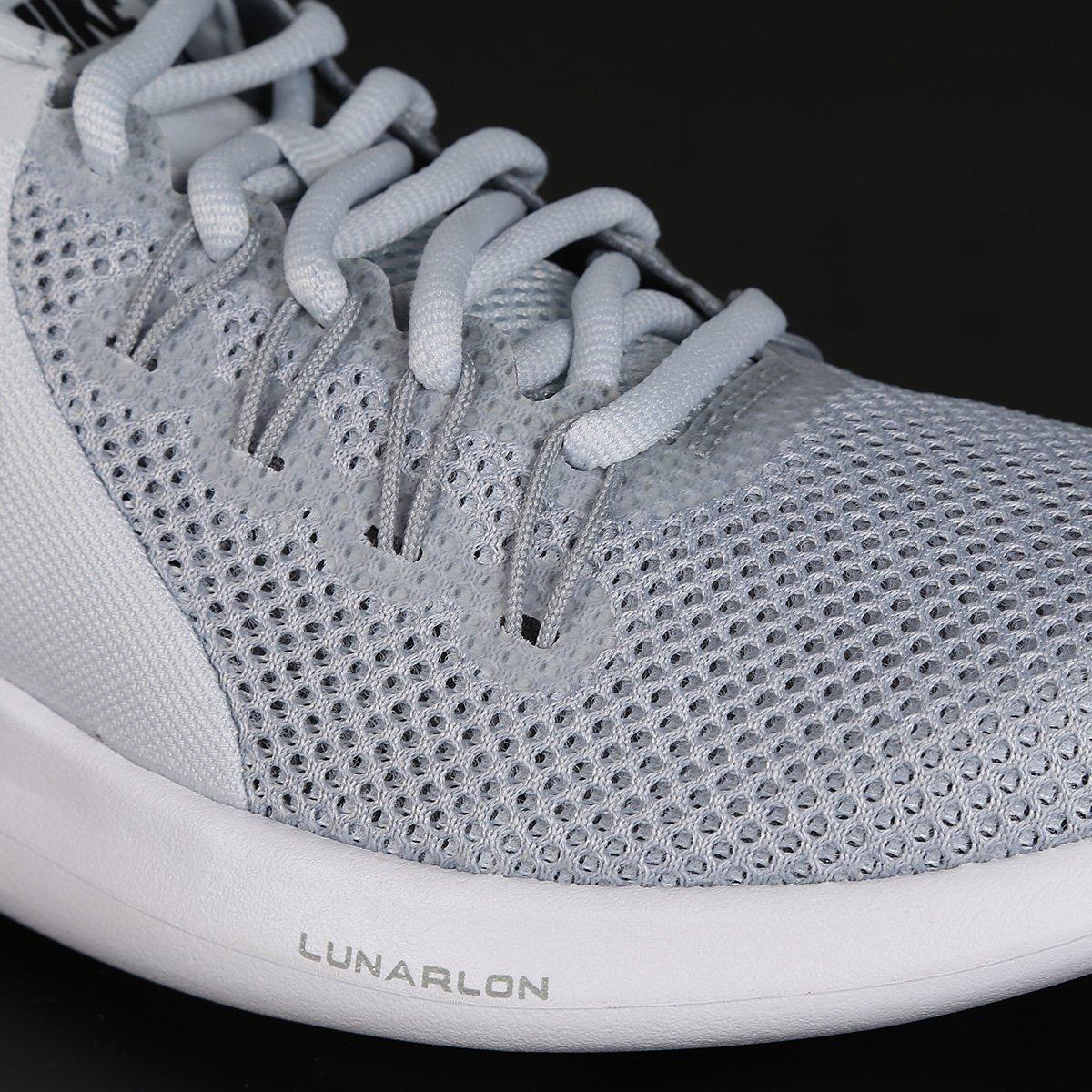 Tênis Nike Lunar Apparent Feminino - Prata e Preto - Compre Agora ... c1b34281b30cd