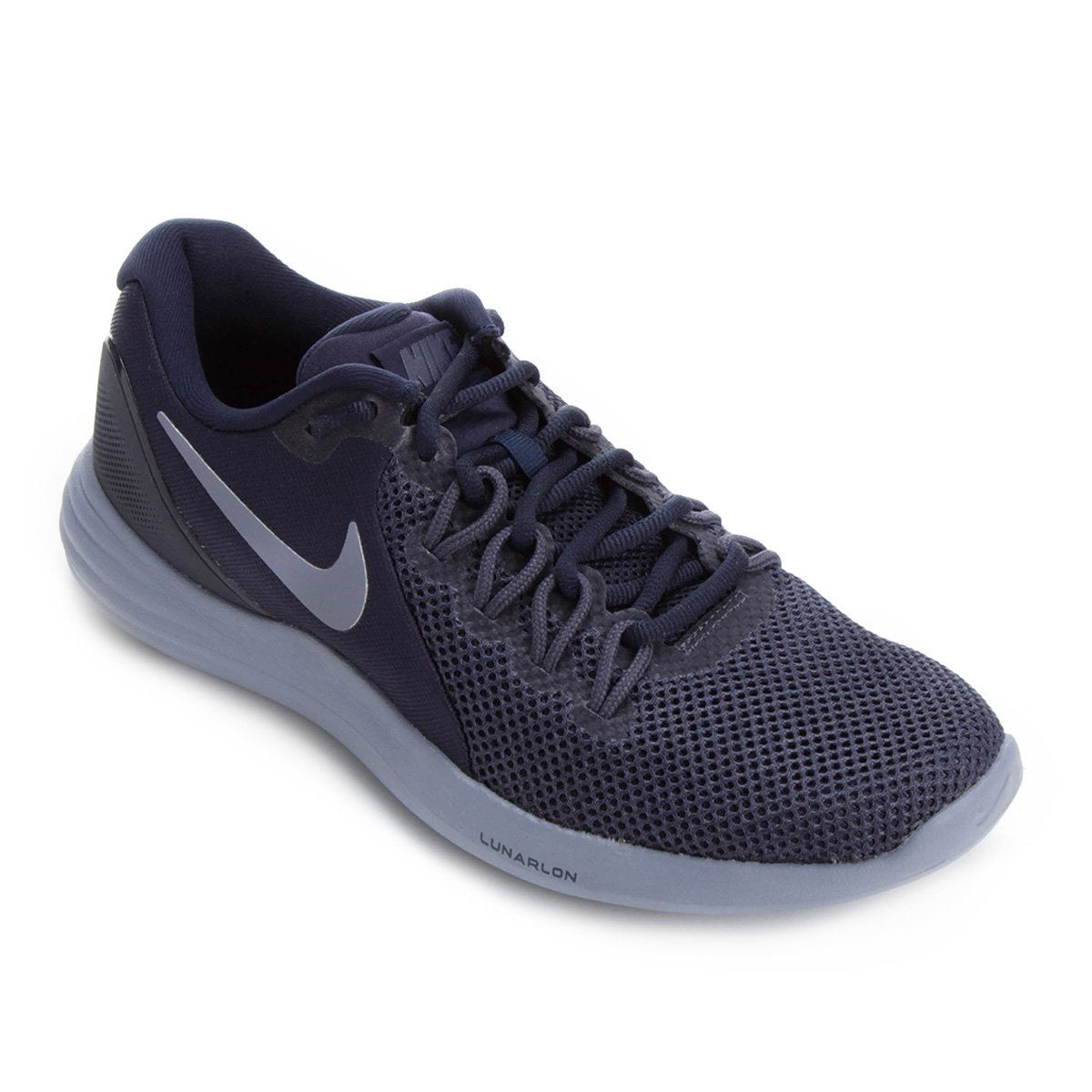 Tênis Masculino Marinho Lunar Nike Nike Tênis Apparent rq04r