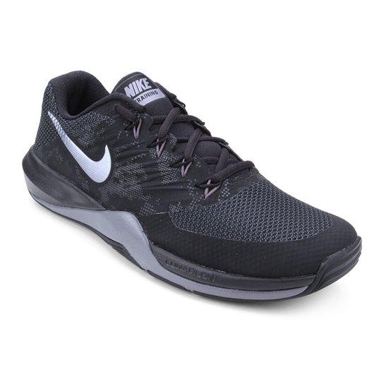 Tênis Nike Lunar Prime Iron II Masculino - Preto+Cinza