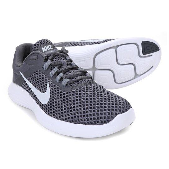 Tênis Nike Lunarconverge 2 Masculino - Cinza+Prata