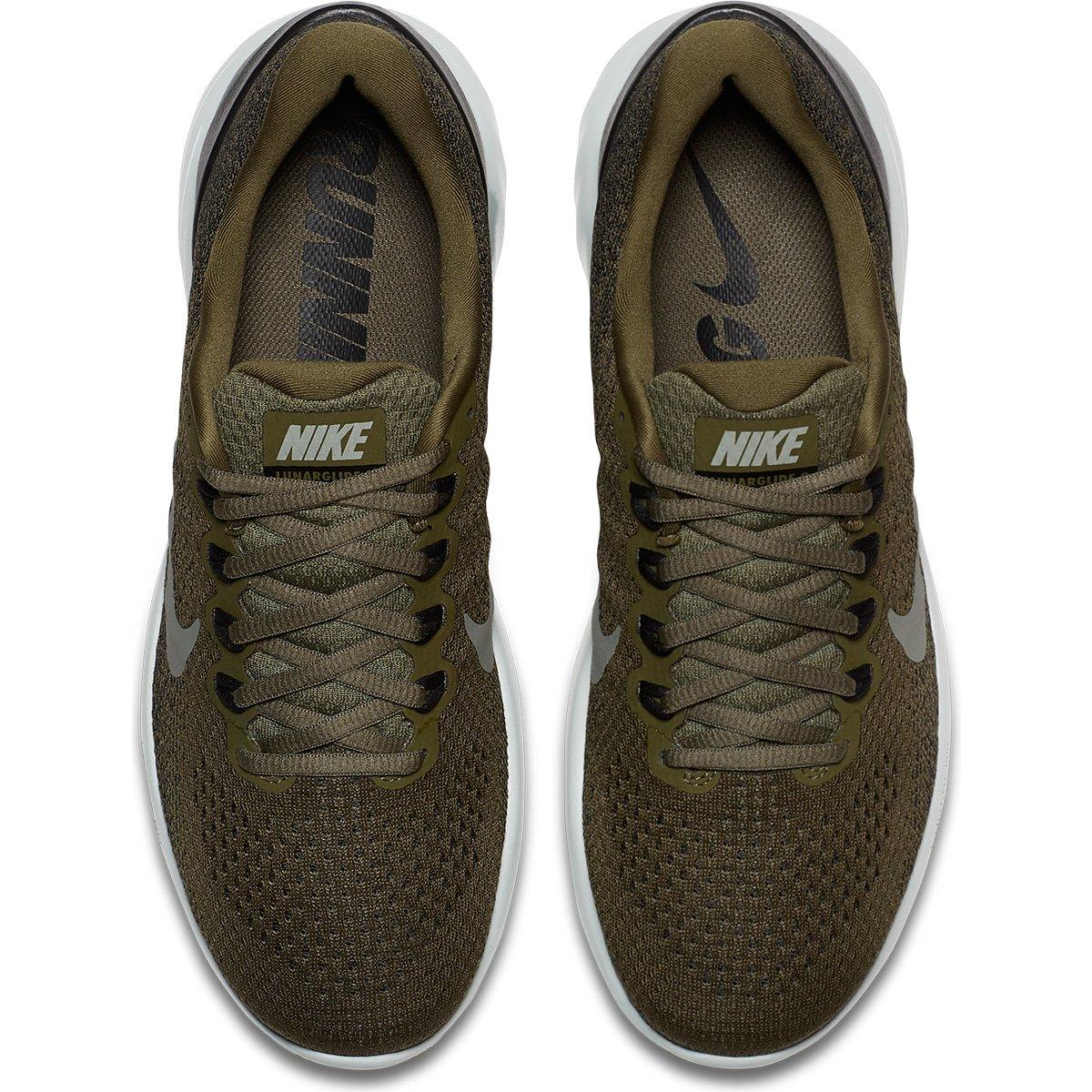 Preto 9 Nike Tênis Lunarglide Masculino Lunarglide 9 Masculino e Tênis Nike Verde 5XwRqPR