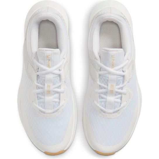 Tênis Nike Mc Trainer Feminino - Branco+dourado