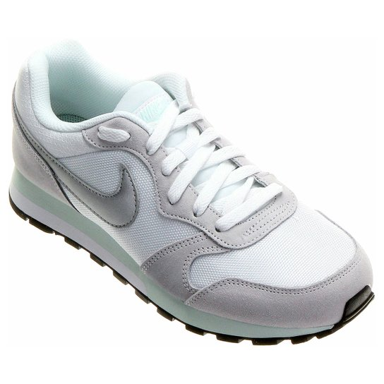 Tênis Nike Md Runner 2 Feminino - Branco