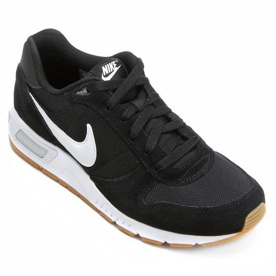 Tênis Nike Nightgazer Masculino - Preto+Branco