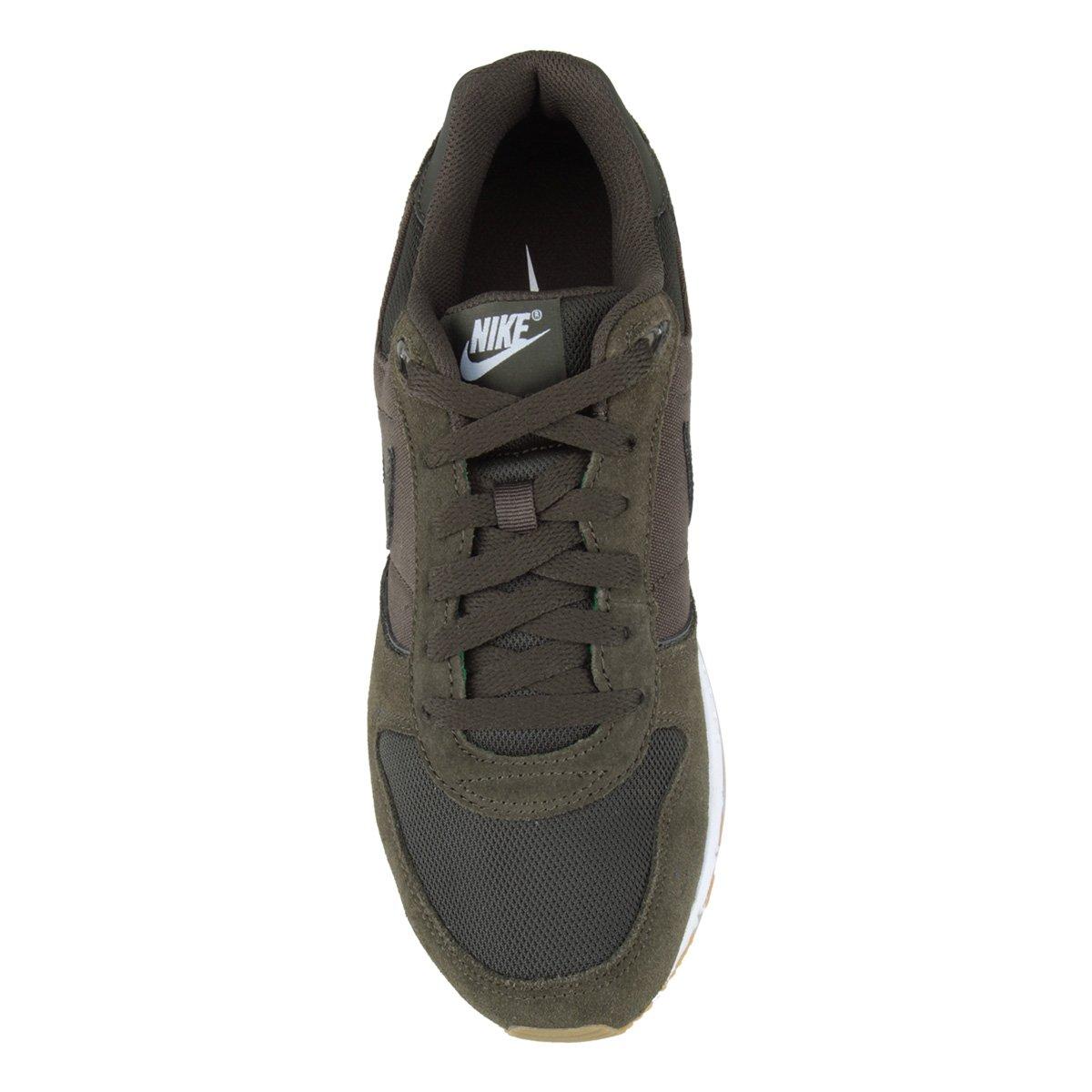 Marrom Masculino Tênis Nike Tênis Nike Nightgazer e Branco Nightgazer Xx1Pq87