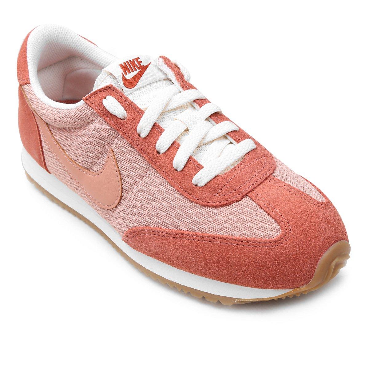 b54c958412d Tênis Nike Oceania Textile - Rosa - Compre Agora