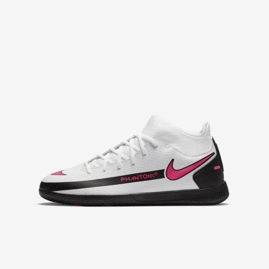 Tenis Nike Phantom gt Club Cw6728 160 - Branco+Preto