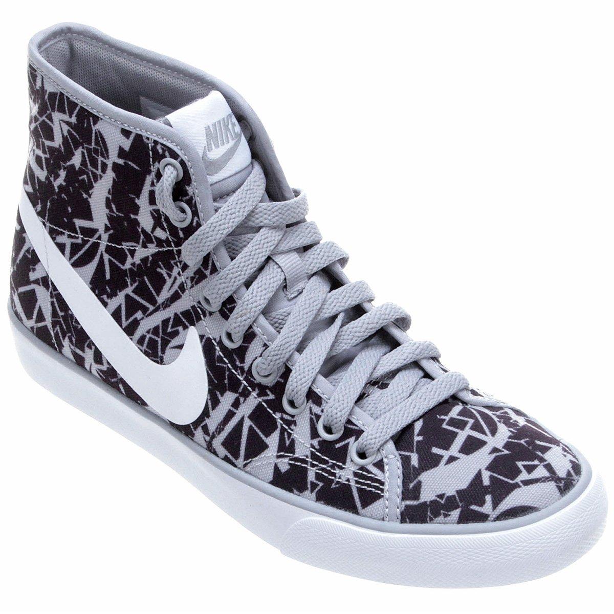 Tênis Nike Primo Court Mid Cvs Print - Compre Agora  436f8b6889736
