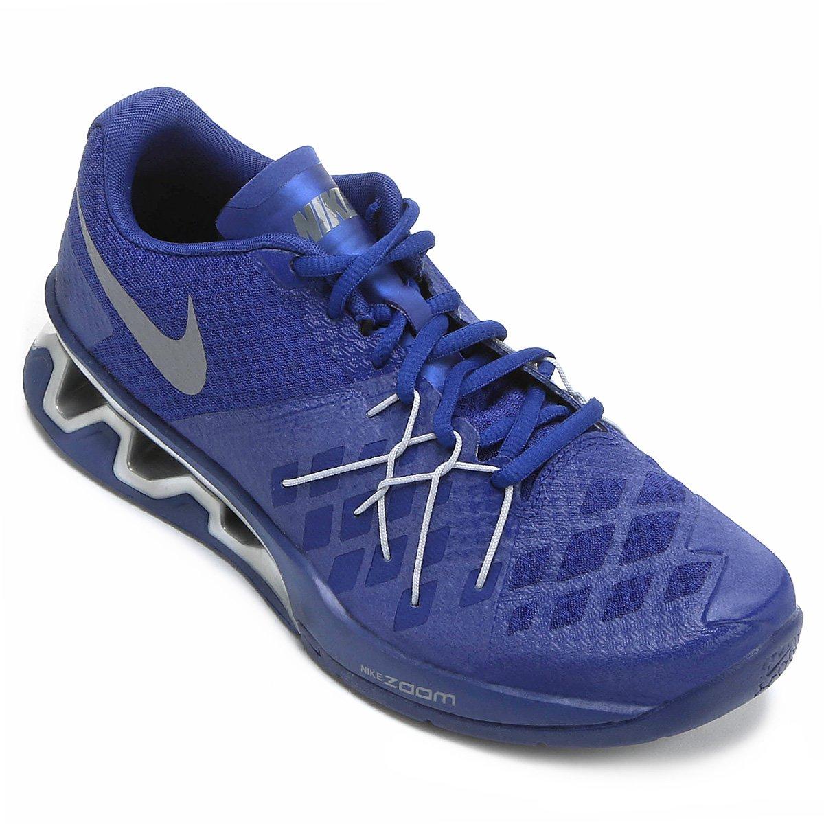 c9ce8f6aa74 Tênis Nike Reax Lightspeed 2 Masculino - Azul - Compre Agora