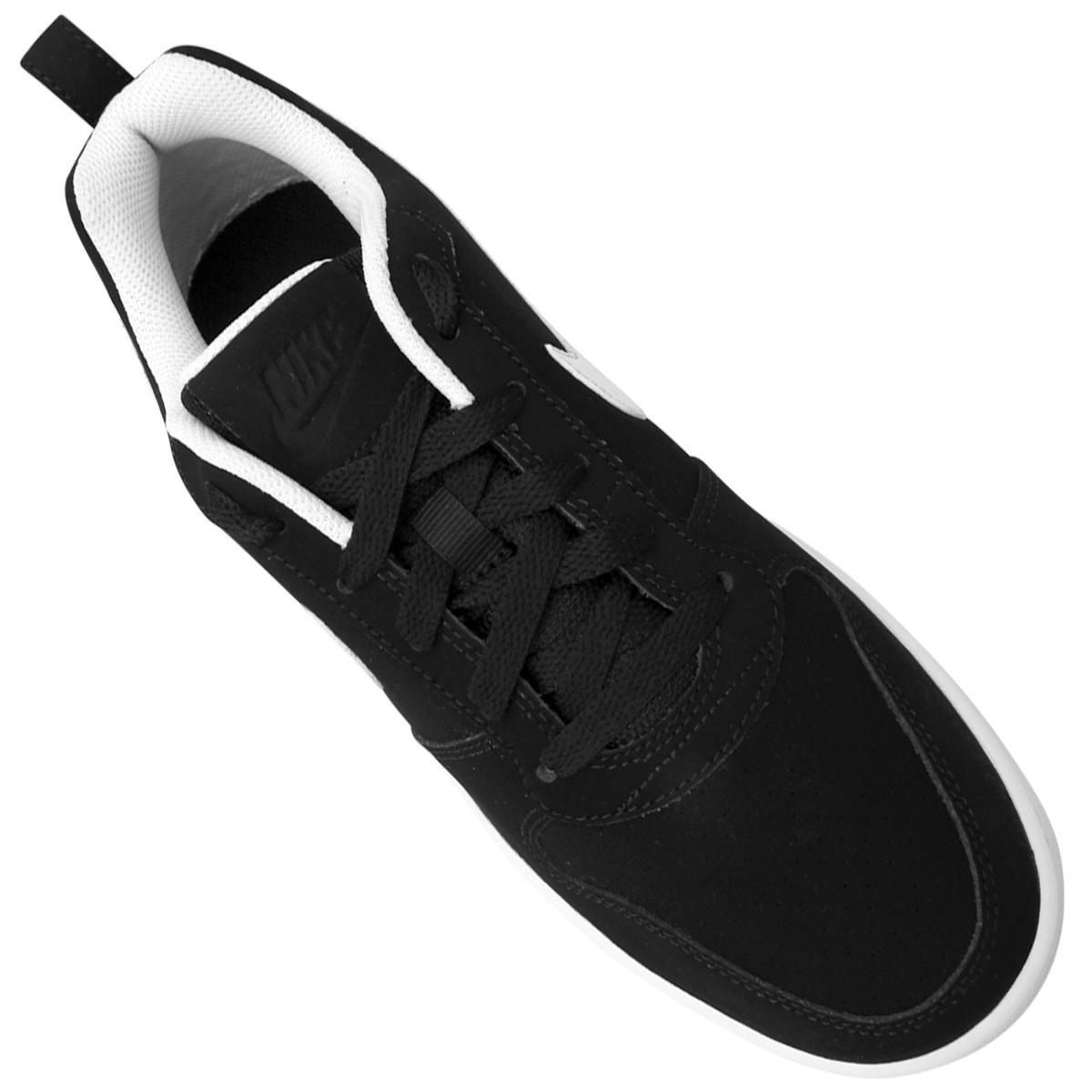 Tênis Nike Branco Tênis e Preto Masculino Low Recreation Nike BwEq7E5