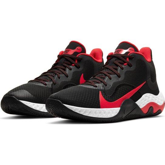Tênis Nike Renew Elevate - Preto+Vermelho