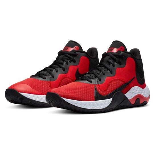 Tênis Nike Renew Elevate - Vermelho+Preto