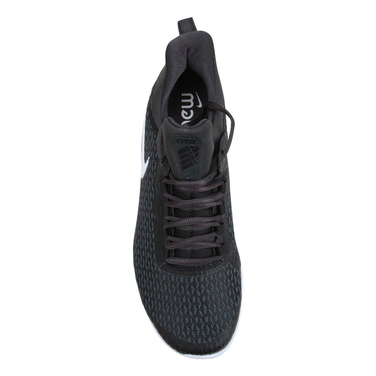 Tênis Nike Renew Rival Masculino - Preto e Branco - Compre Agora ... d648e75d4e5fc