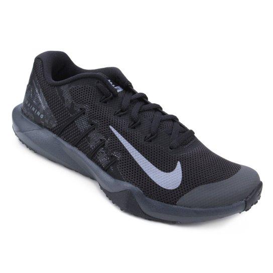 Tênis Nike Retaliation Tr 2 Masculino - Preto+Cinza