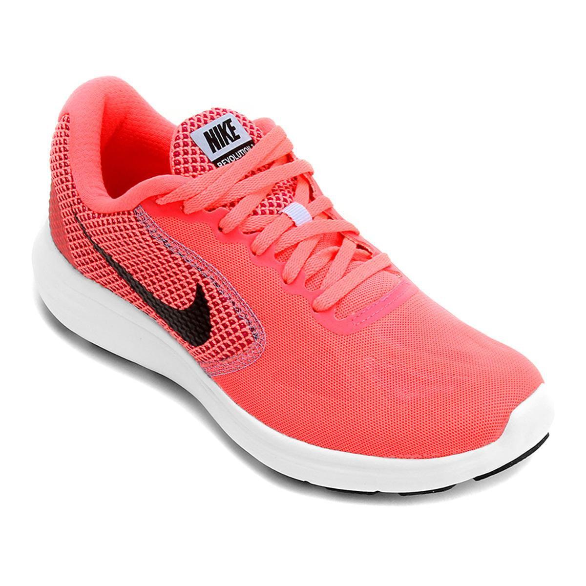 eb7415fb0c ... promo code tênis nike revolution 3 feminino pink 8d6fe 596f6 ...