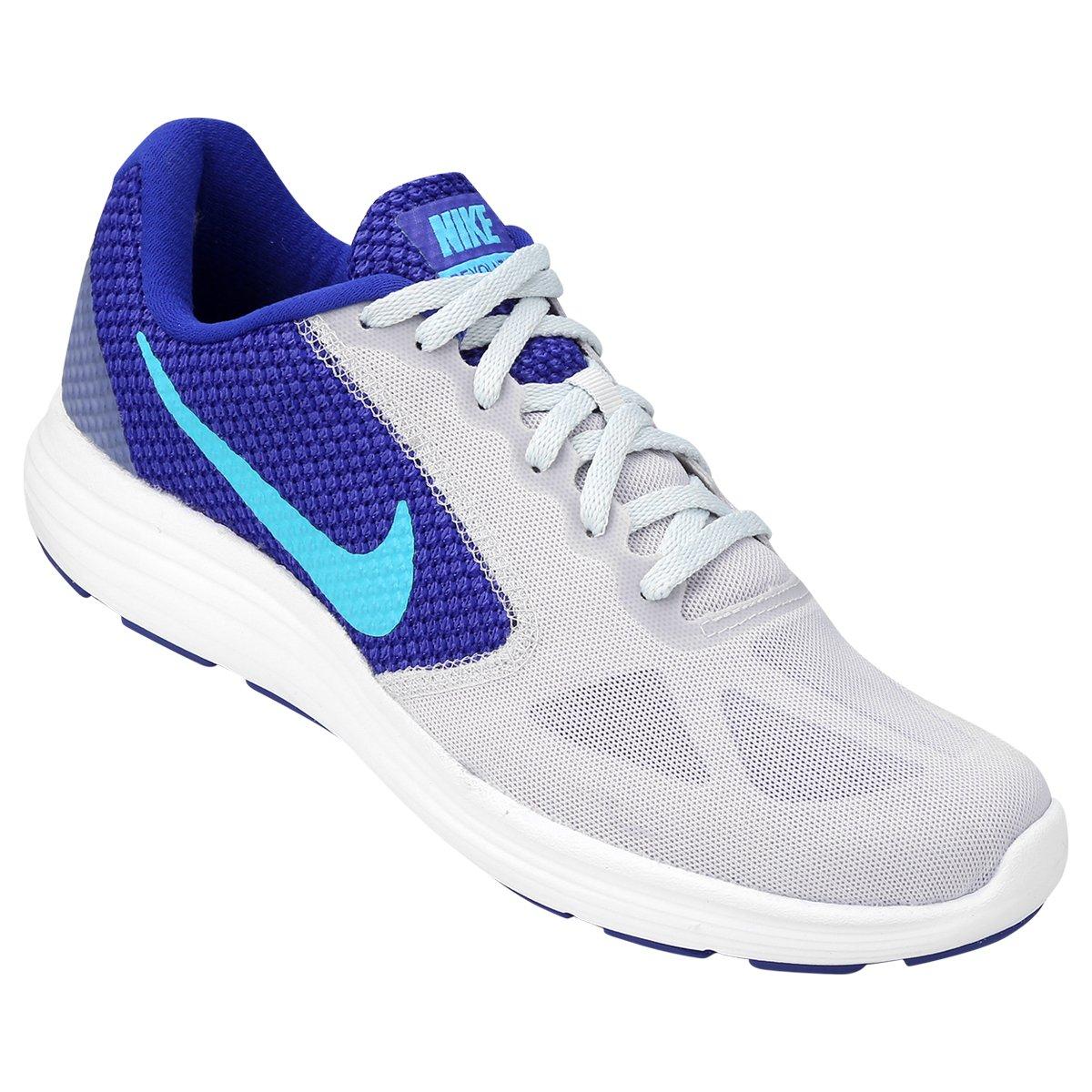 f4e8fdf26ce2d Tênis Nike Revolution 3 Feminino - Compre Agora
