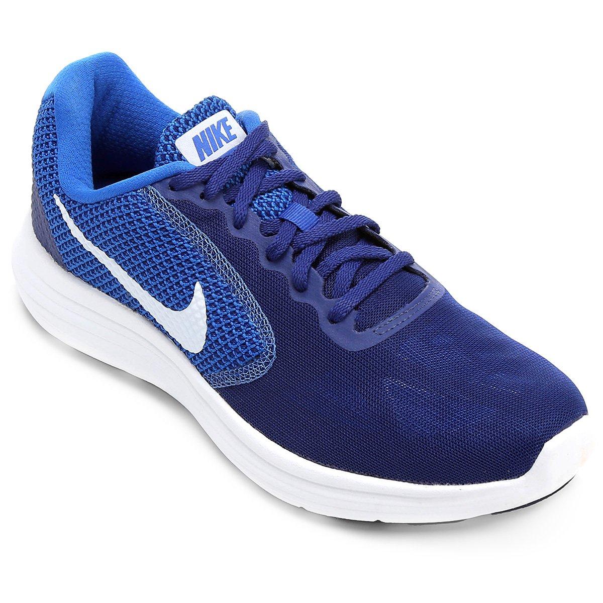 670a23a289 Tênis Nike Revolution 3 Masculino