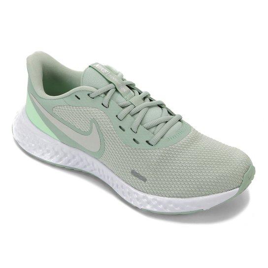 Tênis Nike Revolution 5 Feminino - Verde