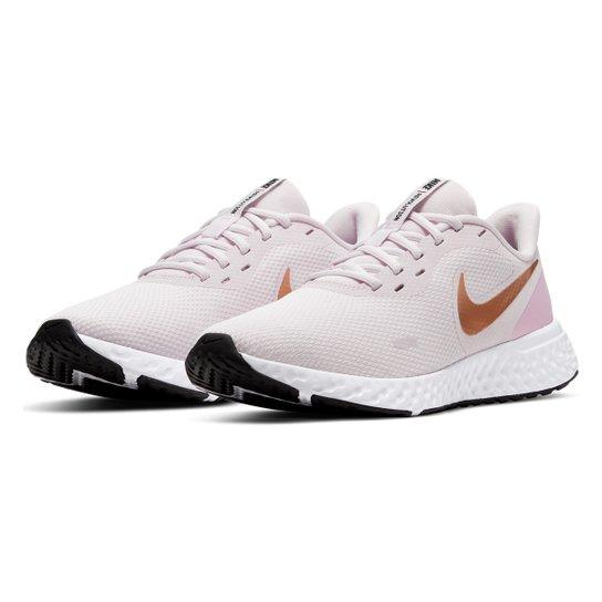 Tênis Nike Revolution 5 Feminino - Roxo