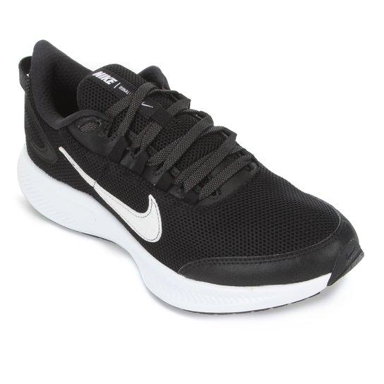 Menor preço em Tênis Nike Runallday 2 Feminino - Preto e Branco