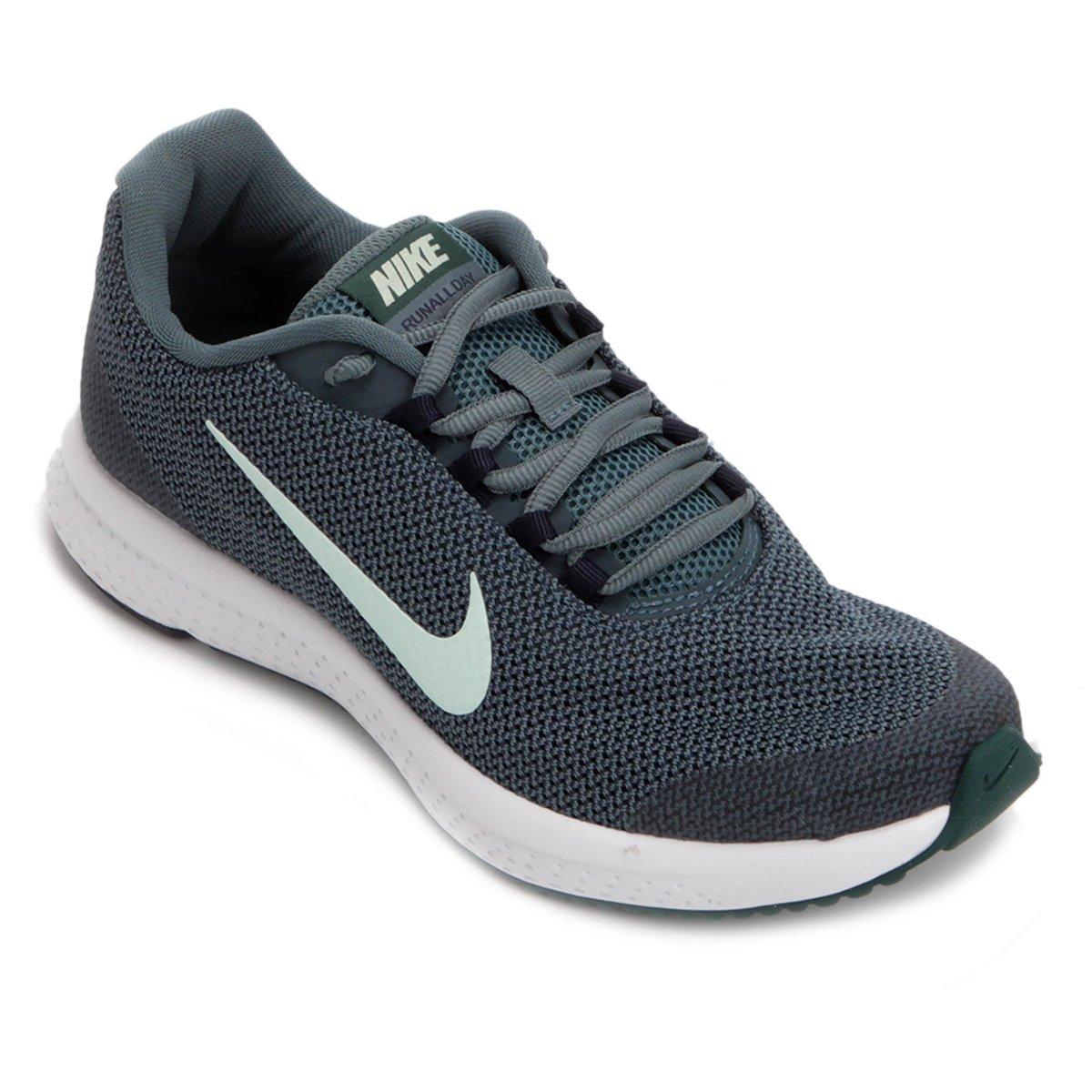 Tênis Nike Runallday Feminino Verde