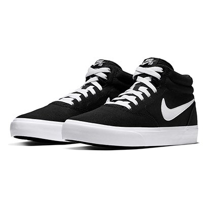 Tenis Nike Sb Charge Mid Canvas