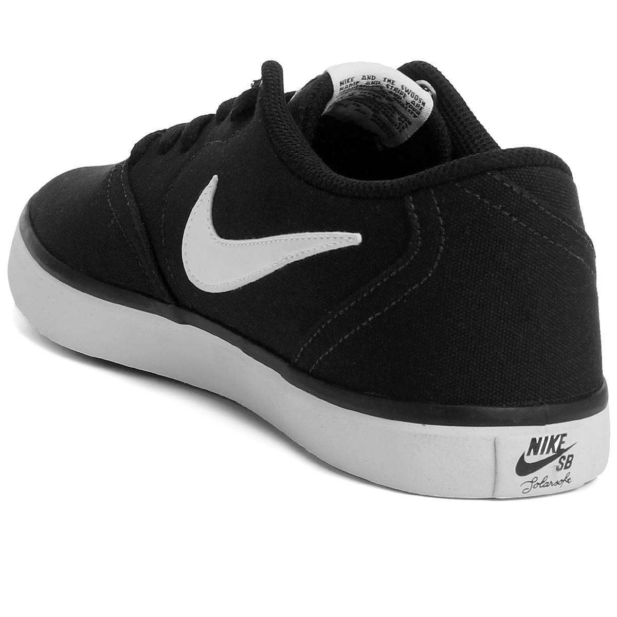 01c4c92900 Tênis Nike Sb Check Solar Cnvs Masculino - Cinza - Compre Agora ...