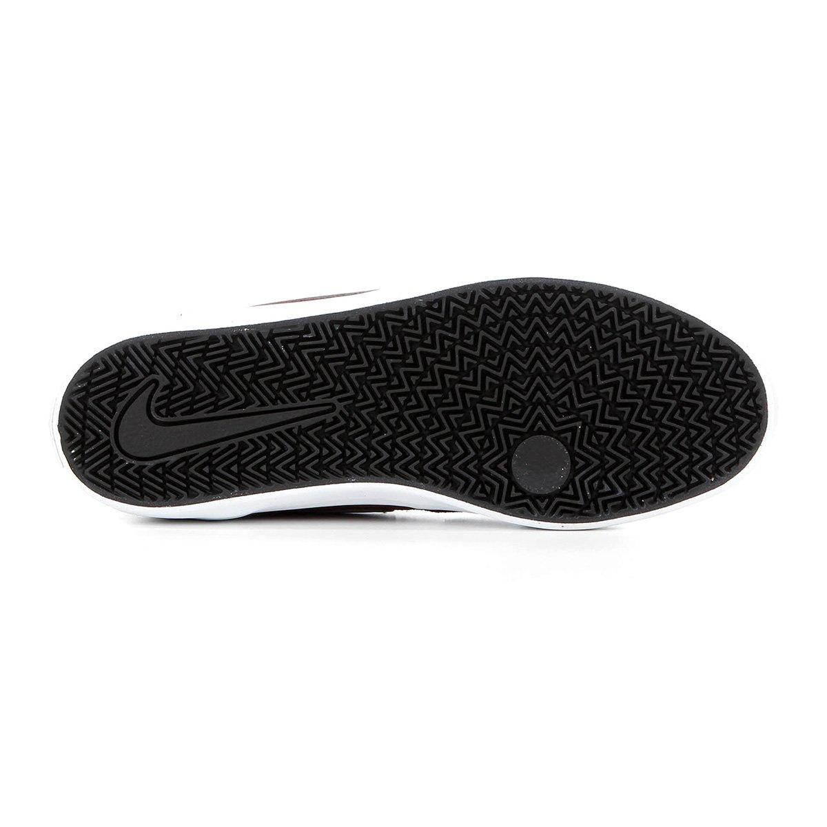 Tênis Nike Sb Check Solar Masculino - Vinho - Compre Agora  75504598d4e4e