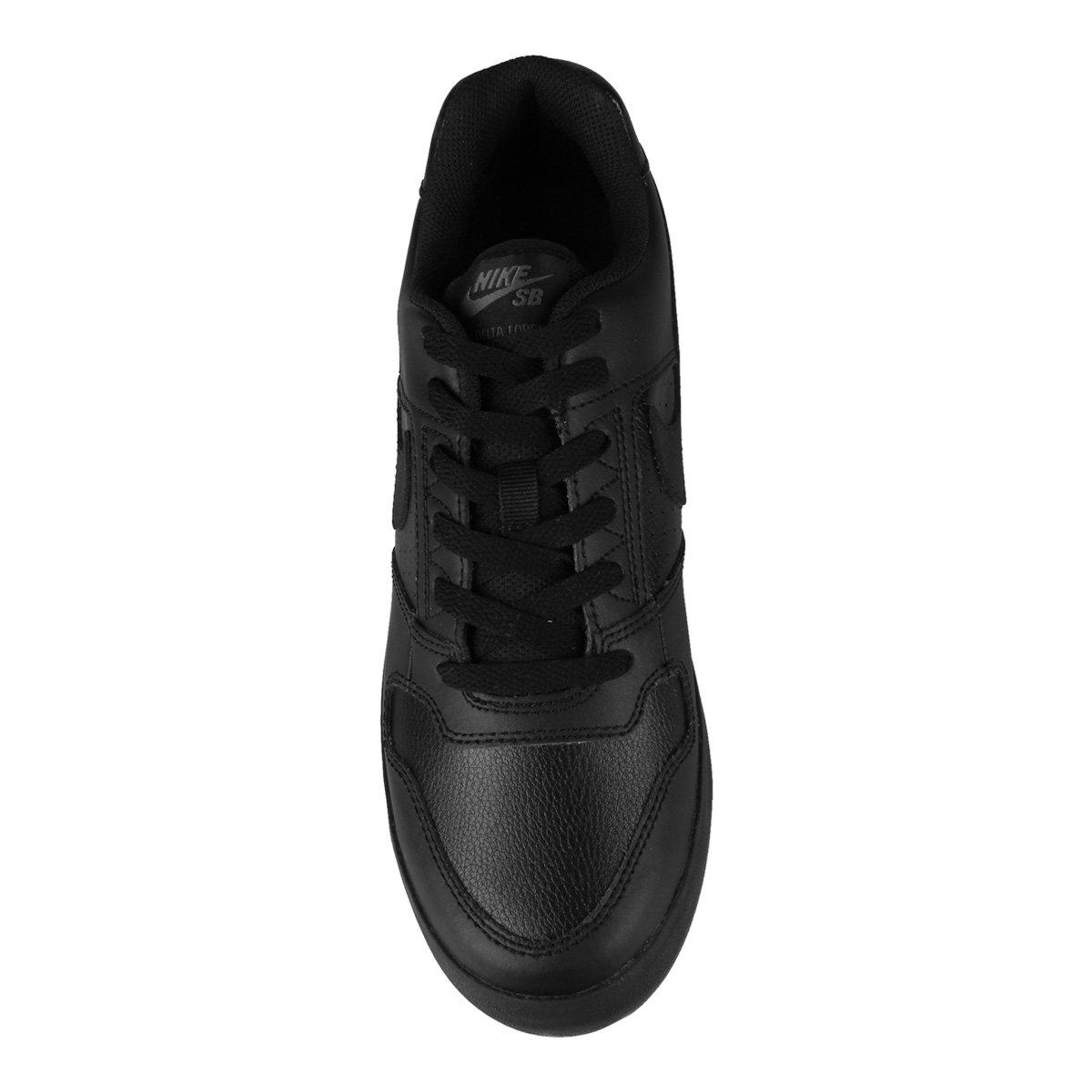 Tênis Nike SB Delta Force Vulc Masculino - Preto - Compre Agora ... 87eb1c8d18a