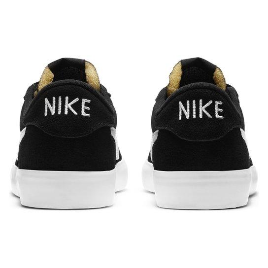 Tênis Nike Sb Heritage Vulc - Branco+Preto