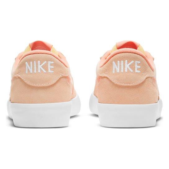 Tênis Nike Sb Heritage Vulc - Rosa Claro