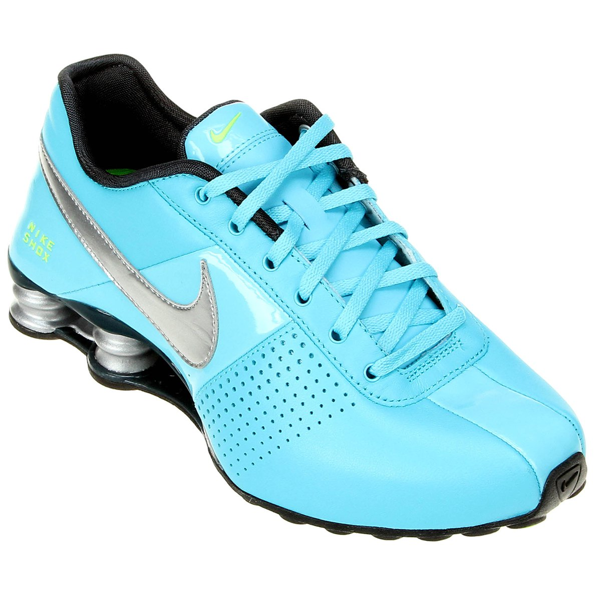 521bb4d7753 ... cheapest tênis nike shox deliver azul piscina ee325 6d615
