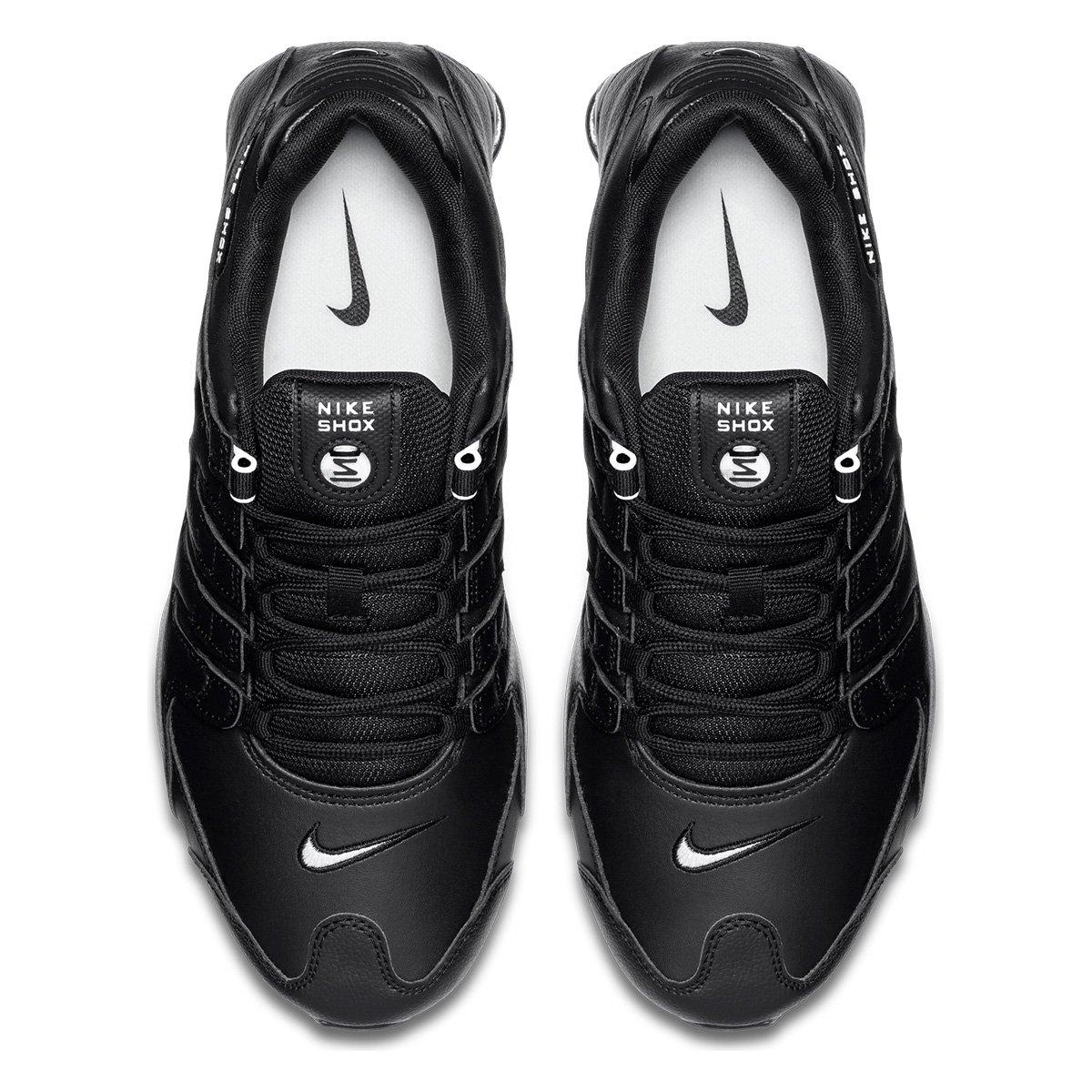 diente retrasar Influyente  Tênis Nike Shox Nz Eu Masculino - Preto | Netshoes