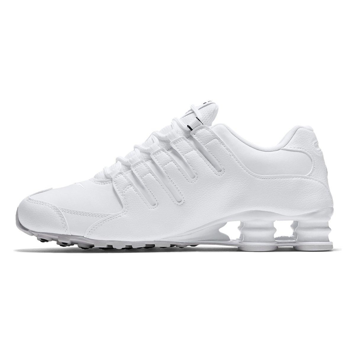 Tênis Nike Shox Nz Eu Masculino - Branco - Compre Agora  246f39a4e2c84