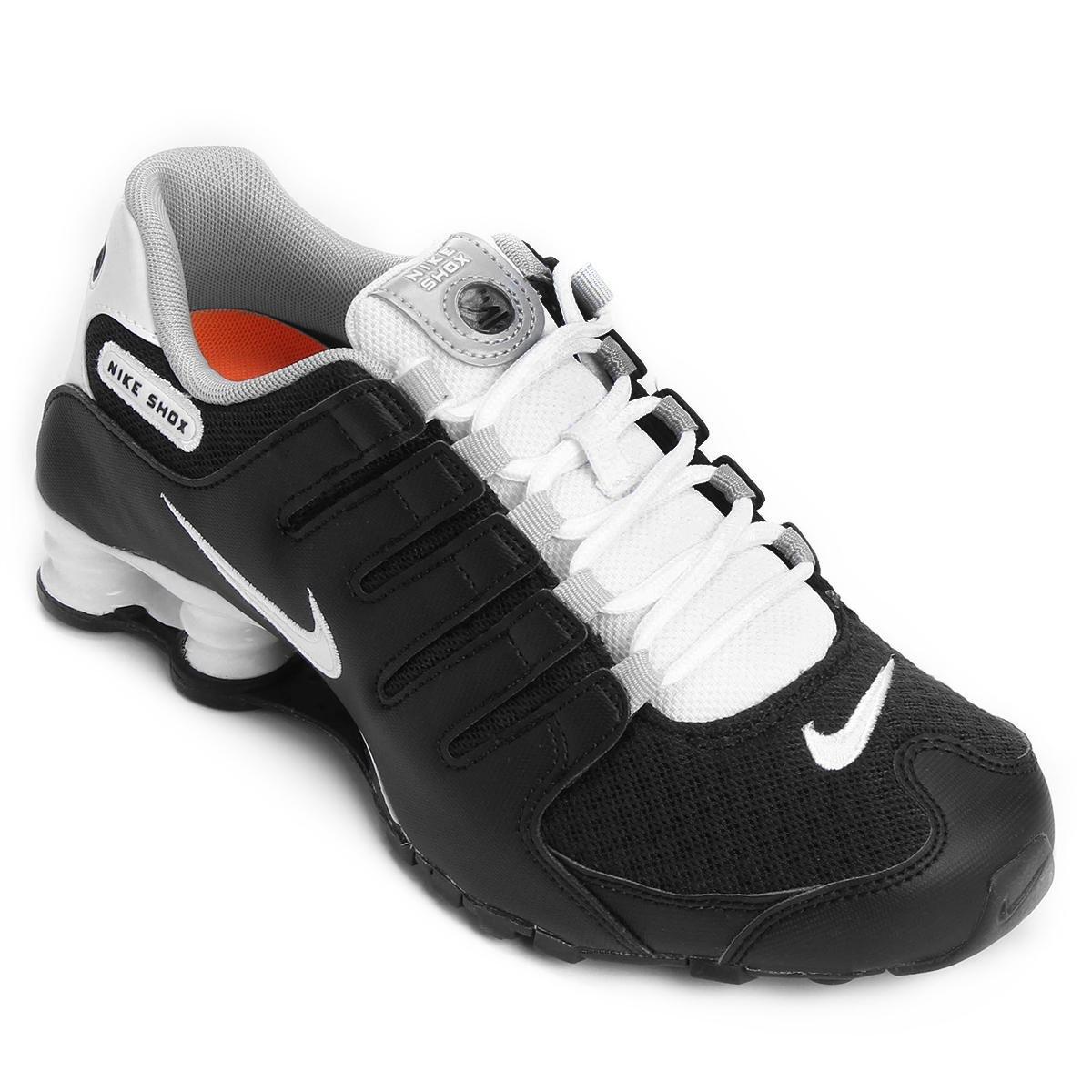 competitive price 04865 1be04 Tênis Nike Shox Nz Se - Preto e Branco - Compre Agora  Netsh