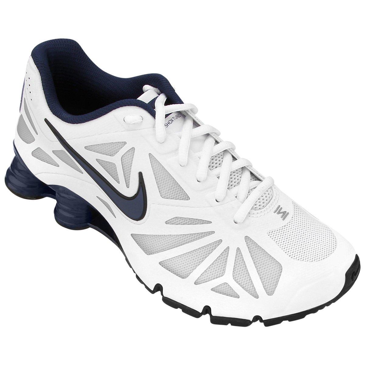 canta compromiso A la verdad  Tênis Nike Shox Turbo 14 | Netshoes