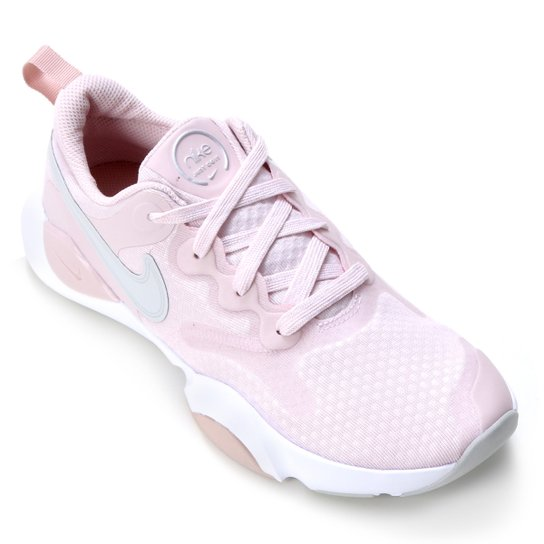 Tênis Nike Speedrep Feminino - Rosa+prata