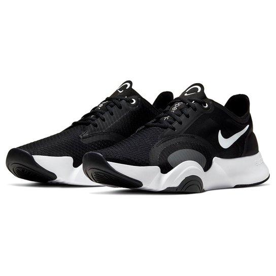 Menor preço em Tênis Nike SuperRep Go Masculino - Preto e Branco