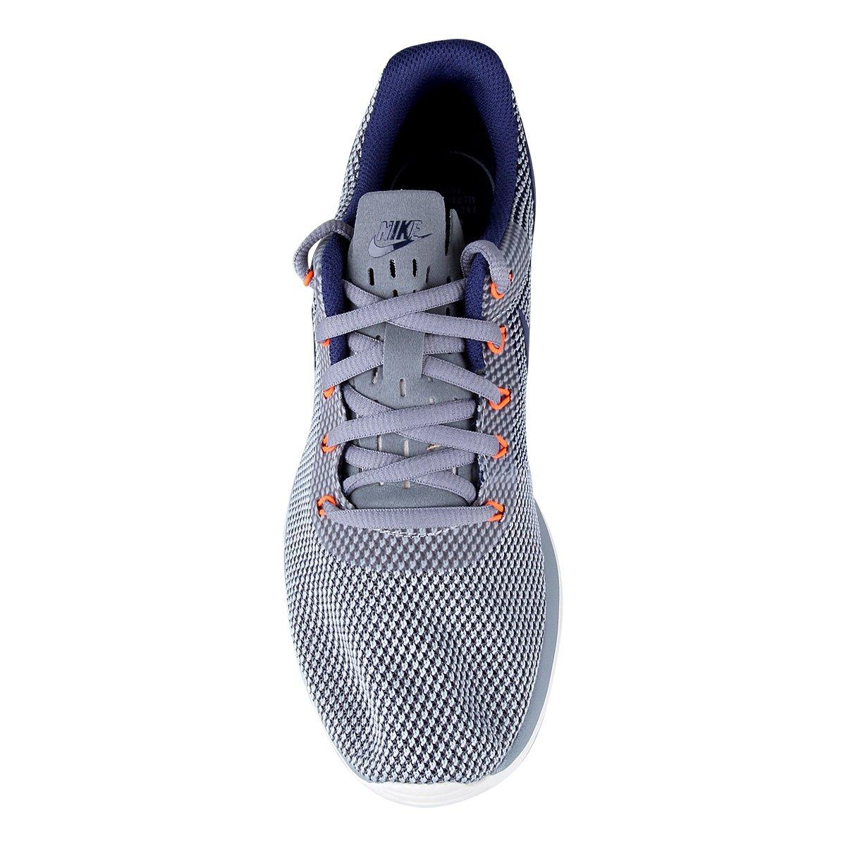 Tênis Nike Tanjun Racer Feminino - Cinza - Compre Agora  0d54e7b91d876
