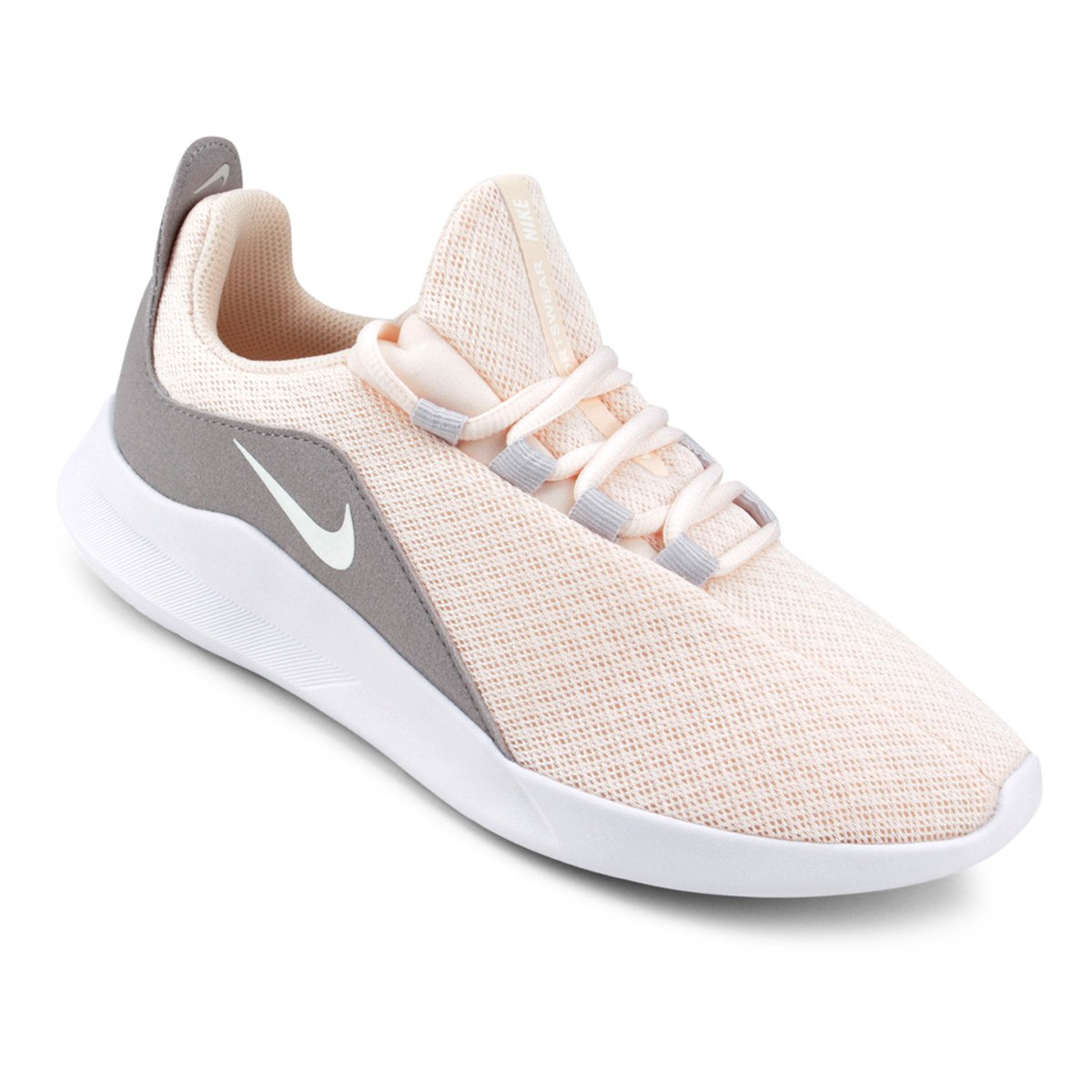 Nike Bege e Nike Tênis e Cinza Feminino Viale Tênis Viale Feminino Cinza Rwnp7AxqT