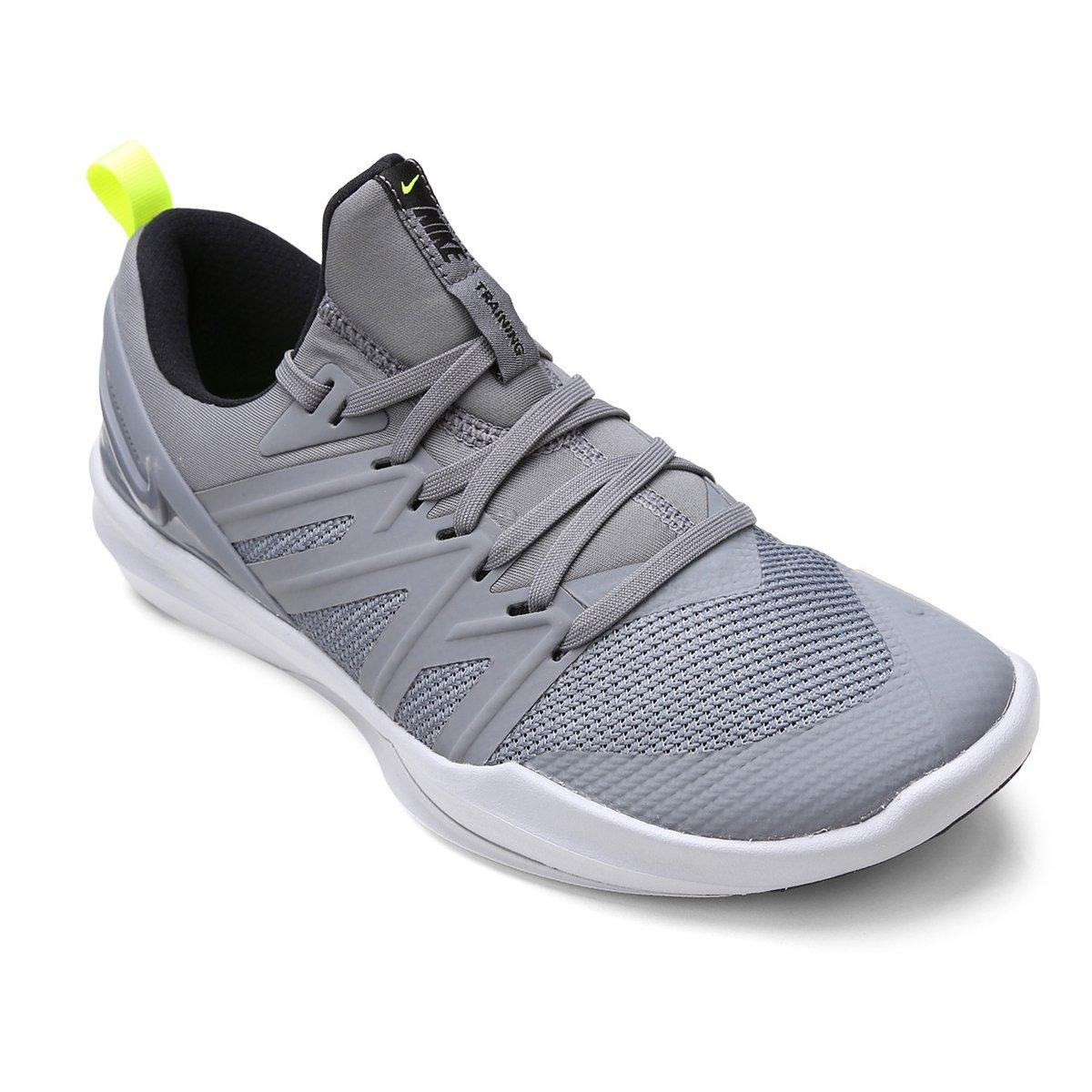 Tênis Nike Victory Elite Trainer Masculino - Preto e Branco